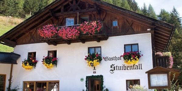 Gasthof Stuibenfall Sommer