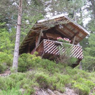 Paradies-Hütte