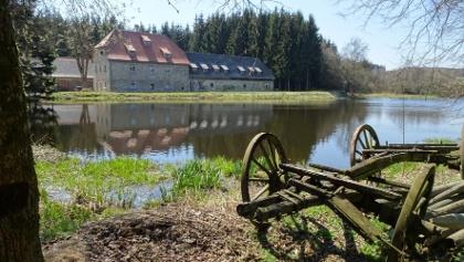 ehem. Hammermühle Treppenstein.