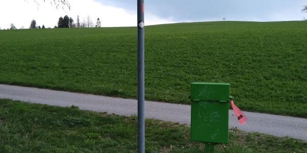 Pilgerweg, Jakobsroute 4