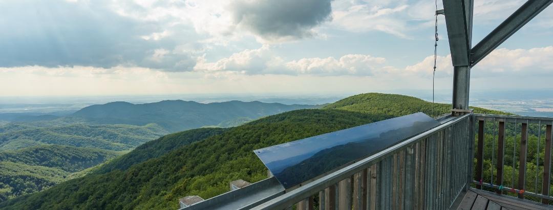 Csóványos, 938 méter