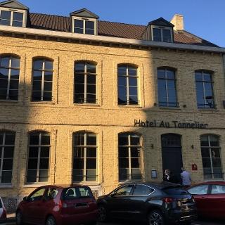 Hôtel Au Tonnelier in Bergues