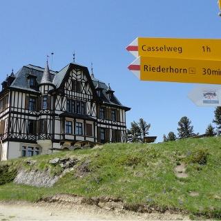 Themenweg Casselweg rund um das Riederhorn