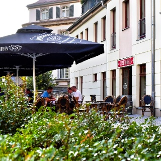Restaurant Stadtmühle - Terrasse