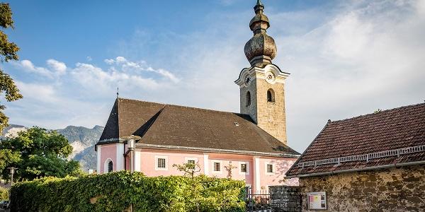 <![CDATA[Kirche St. Valentin Marzolll | Alpenstadt Bad Reichenhall]]>