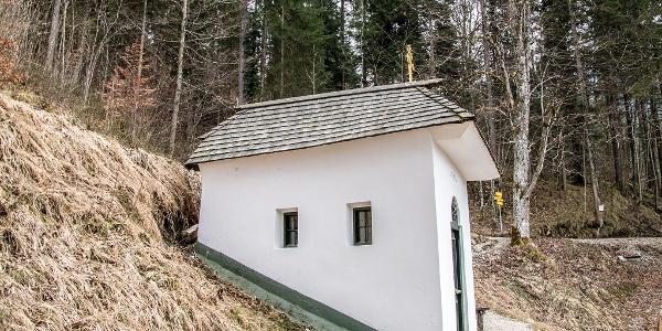 Die Mausbichlkapelle