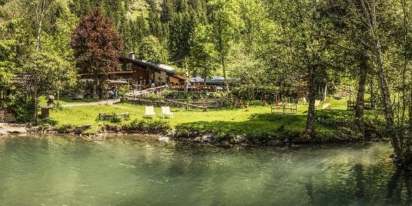 Alpengasthaus Fellimännle