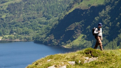Glendalough, the start of your walk