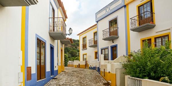 Dorf Bordeira