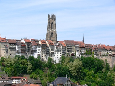 Fribourg: Katholische Kirche