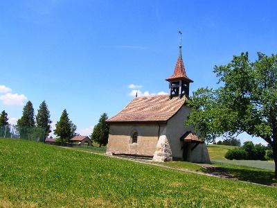 Kapelle von Vucherens