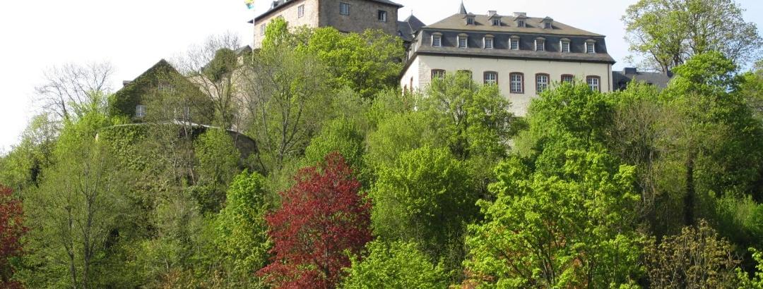 Burg Blankenheim (Mai 2012)