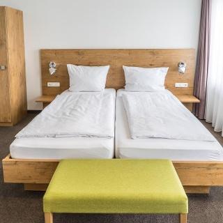Lahn Hotel Doppelzimmer 1