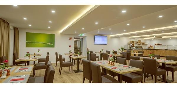 Trip Inn Conference Hotel & Suites Breakfast Room
