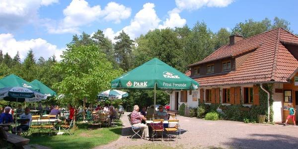 """Dahner PWV Hütte """"Im Schneiderfeld"""""""