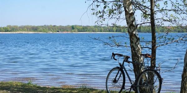 Westufer Cospudener See
