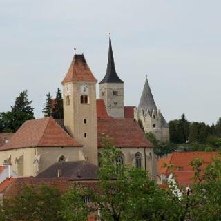 Kirche Pulkau