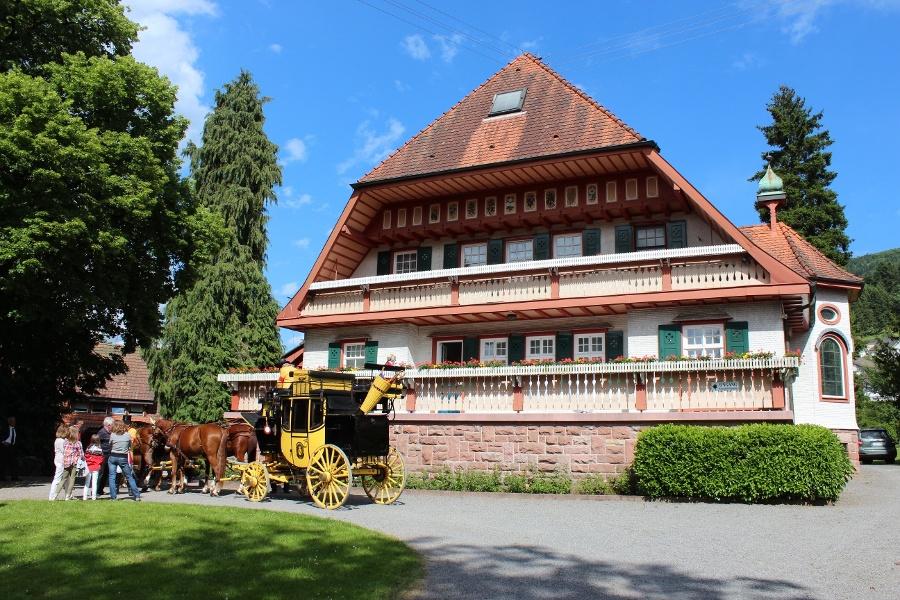 Großer Hansjakobweg 1. Etappe: Haslach - Wolfach