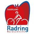 Beschilderung SauerlandRadring - Nordschleife