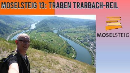 Moselsteig Etappe 13   Traben Trarbach - Reil   Wandern an der Mosel   Dirk Outdoor   # 97
