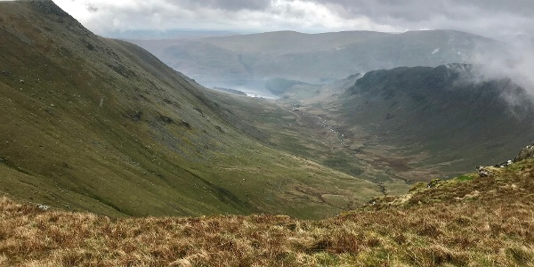 Through the Valley to Haweswater