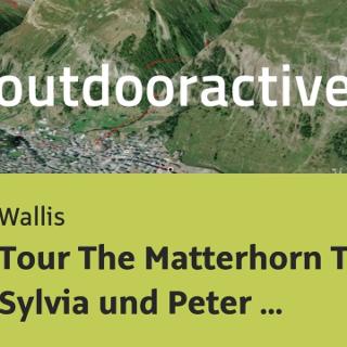 Wanderung im Wallis: Tour The Matterhorn Trek: Sylvia und Peter 2019