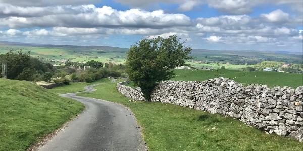 Winding Climb from Kirkby Stephen