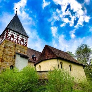 St. Michael mit der Schäferkapelle in Altdorf Rasch