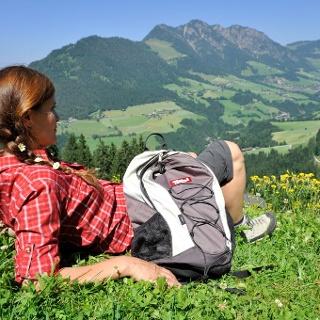 Naturgenuss Alpbachtal_Blick in Richtung Alpbach