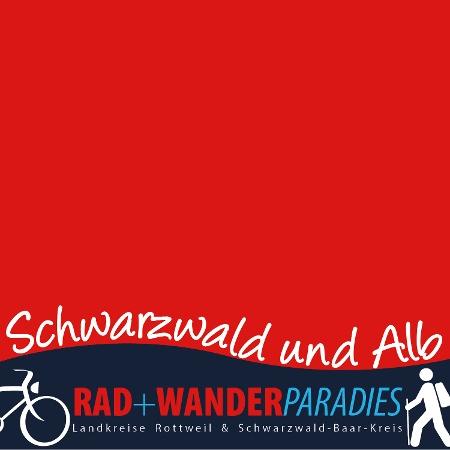 Logo Rad- und WanderParadies Schwarzwald und Alb