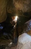 Foto In der Bärenhöhle