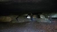 Foto In der Lindigthöhle