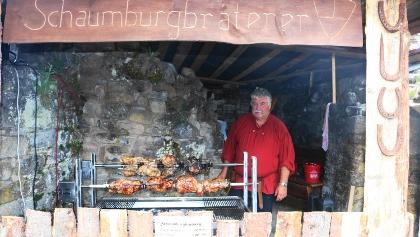 Grillstand Schaumburg