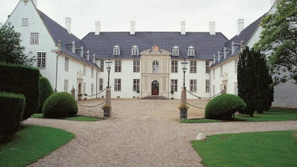 Schackenborg Slot in Møgeltønder