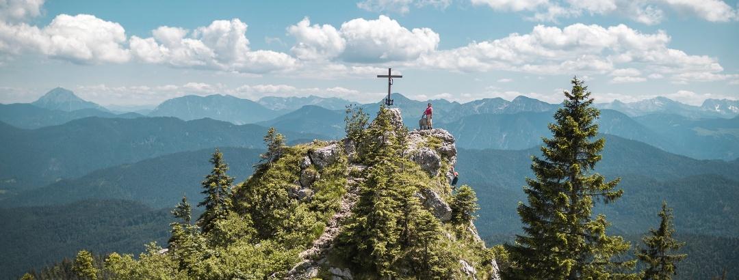 Bergtour Brauneck