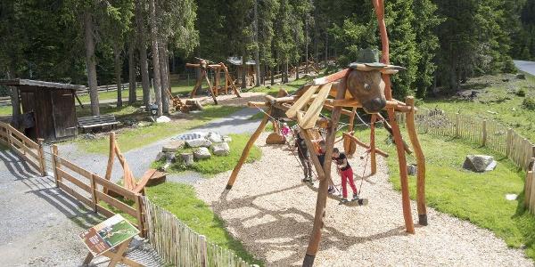 Waldspielplatz in Ochsengarten
