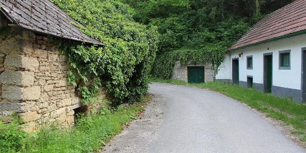 Kellergasse Kronberg