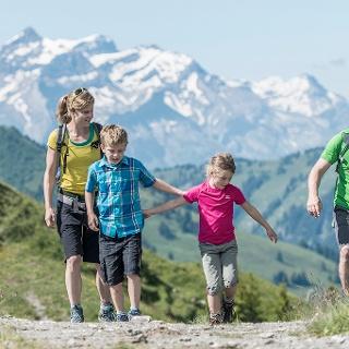 Wanderung Horneggli - Rinderberg
