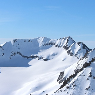 Pizzo Centrale (2999 m)