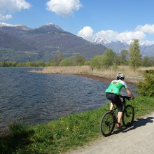 Sommafiume - Tour 302 - Comer See by Andreas Albrecht • Mountainbike ...