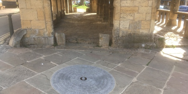Start of the Cotswold Way