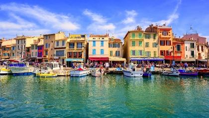 Hafenpromenade Cassis