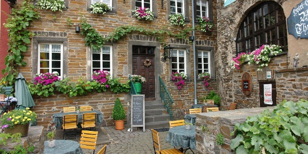 Innenhof/ Terrasse