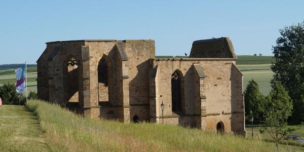 Ruine der Beller Kirche
