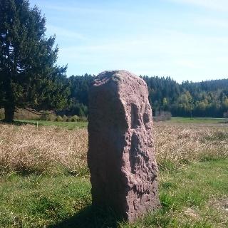 Wappenstein mit preußischer Vergangenheit