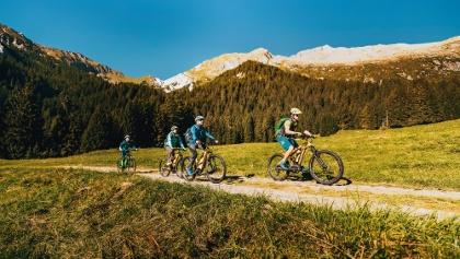 Mountainbike-Tour im Zentralen Judikarien