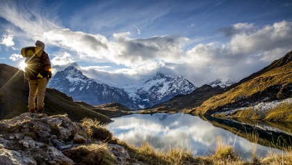 Bachalpsee, Grindelwald First