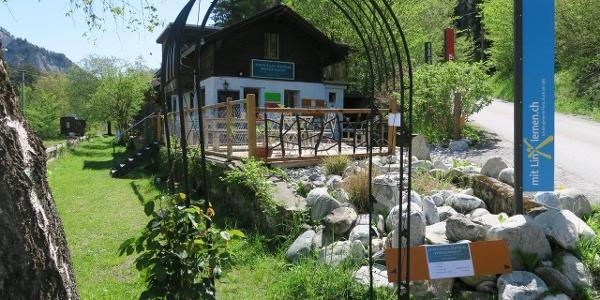 Cafe zur Einkehr & Mystik von Aussen