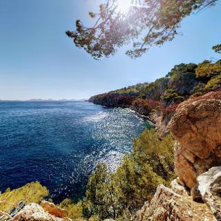 Traumhafter Blick auf die Bucht von Alcudia