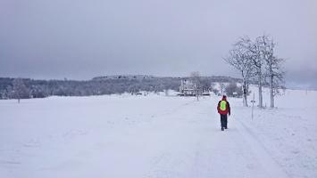 Foto Auf dem Weg zum Hohen Schneeberg